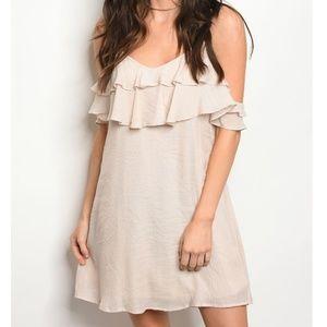 Dresses & Skirts - Ruffle Slip Dress